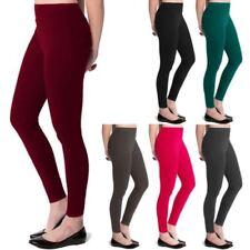 Unbranded Full Length Cotton/Polyester Leggings for Women