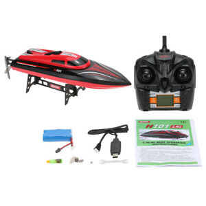 UK 2.4G RC Boat Toys Remote Control Racing Boats Skytech H101 H102 H106 Battery