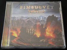 Fimbulvet - Frostbrand Eines Bildnis Tracht (NEW CD) ft Members of Surturs Lohe