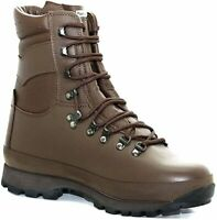 Altberg Cold Weather British Army Brown Boots
