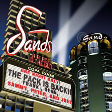 Sands by Anthony Ross Art Print RAT PACK LAS VEGAS Copa Room Casino Poster 38x38