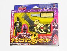 Popy Sentai Abaranger figure box – Abare Black & Morpher Abare-Max
