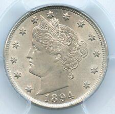 1894 Liberty Nickel, PCGS MS 64