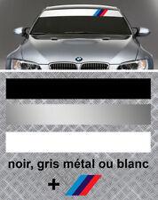 BANDE PARE SOLEIL POUR BMW M3 MOTORSPORT RACING AUTOCOLLANT STICKER BD531.