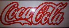 "Coca-Cola Coke Decal Sticker New Die-Cut Vinyl OFF-SET YETI Laptop 6"""