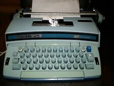Vintage Smith Corona SCM Coronet Super 12 Electric Typewriter With Case