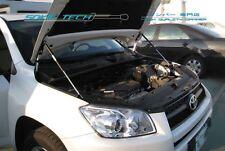 09-12 Toyota RAV4 SUV White Color Strut Gas Hood Shock Damper Lifter Kit