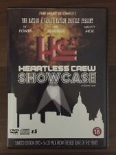 Heartless Crew Showcase Volume One 5xCD + DVD