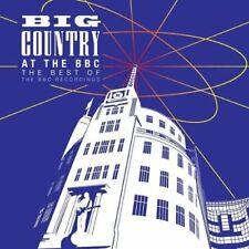 BIG COUNTRY AT THE BBC THE BEST OF BBC RECORDINGS 2 DISC CD ROCK 2013 NEW