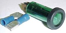 Calterm 12V Automotive Switch Green Panel Light 40430 Lot of 20 Each