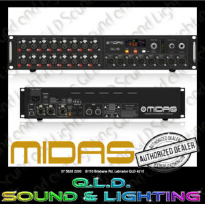 Midas DL16 Digital Stage Box 16 In 8 Out