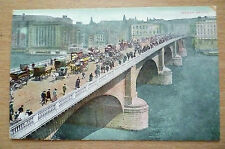Die-Cut Unposted Collectable London Postcards