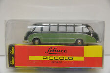 5 ) Schuco Piccolo 1:90 - 01535 Setra S8 Bus  - Modell in OVP