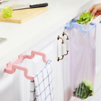 Cabinet Bag Holder Multifunctional Door Plastic Storage Organizer Kitchen Bags