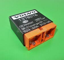326-Volvo 80-03 13-Pin Cruise Control Black Relay Module 1378076 12V 5GA00631005