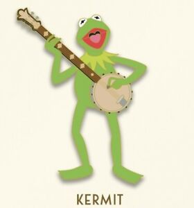 Preorder: Disney WDI MOG Guitar Pin Set LE 250 Kermit The Frog Pin The Muppets