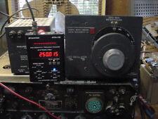 GenRad IET RF Unit Oscillator Model 1209-B Freq 250 MHz to 920 MHz 200 MW