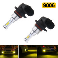 9006 Hb4 Led Headlight Bulbs Kit Low Beam 3000K Super Bright Yellow 70W 8000Lm
