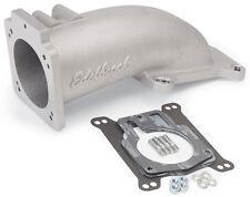 Edelbrock 3847 Low Profile Intake Elbow 4150 Flange - LS1/LS2/Ford Throttle Body