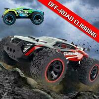 RC Truck Speed Muscle Buggy 2.4Ghz 1:16 Scale Car Remote Toy Off Road W4N1
