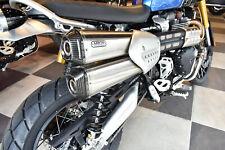Triumph Arrow Exhaust Kit - Scrambler 1200 XE / XC - A9680022