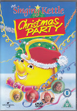 The Singing Kettle - Christmas Party UK R2 & R4 DVD
