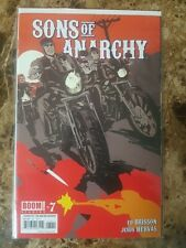 Sons Of Anarchy #7 - Boom Comics - NM