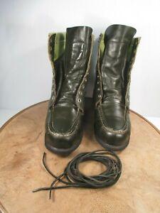 BROWNING Hunting Green KANGAROO Leather size 7.5C made in USA