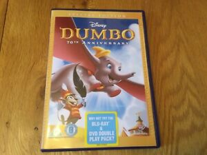 Dumbo (70th Anniversary Special Edition) (2010) DVD NEW (Disney Animated)