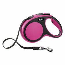 Correas Flexi color principal rosa para perros