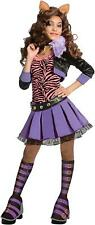 Monster High Clawdeen Wolf Deluxe Size L 12/14 Girls Costume Rubie's DEALS