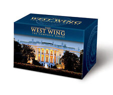 The West Wing: Complete Seasons 1-7 (2006) DVD 44 disc box set - like new