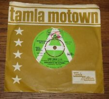 """DIANA ROSS AND SUPREMES ~ LOVE CHILD b/w WILL THIS UK TAMLA MOTOWN DEMO 7"""" 1968"""