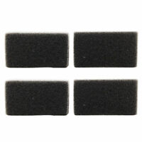 4 Reusable CPAP Foam Filters for Respironics PR System One REMstar SE