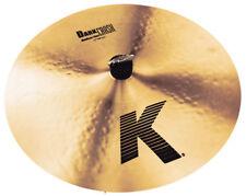 Zildjian K 17 pouces medium thin Dark Crash Cymbal (NEW)