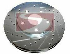 Oldsmobile Regency (97-98) (F&R) Brake Disc Rotors NEW