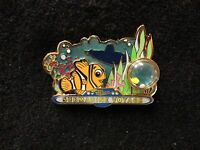 Piece of Disney History 2 Finding Nemo Submarine Voyage Disney Pin LE 2000