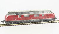 FLEISCHMANN Spur H0 1381 Diesellok BR V200 035, DB, Epoche III, Guss