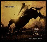 PAUL REDDICK-RIDE THE ONE-JAPAN CD F30