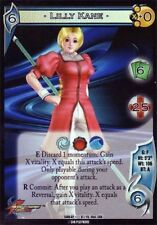 UFS - King of Fighters 2006 - LILLY KANE 1-Dot - #07/15 - 4-Dot Promo Character