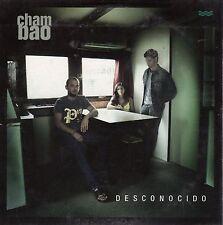 CHAMBAO DESCONOCIDO CD SINGLE PROMO CARPETA CARTON