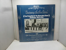 PAUL FENOULHET AND THE SKYROCKETS DANDE ORCHESTRA 1943 1948 SVL161 LP RECORD