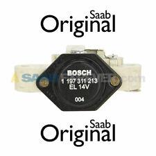 NEW SAAB 9-3 9-5 900 9000 Voltage Regulator Bosch GENUINE OEM 5246863 1197311213