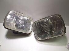 Coppia fari anteriori SIEM 7305 con lampade di posizione, Fiat 126  [4778.17]