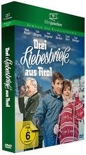 Drei Liebesbriefe aus Tirol - mit Hans Moser und Udo Jürgens - Filmjuwelen DVD