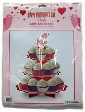 *Momentum Brands Party Decoration Cupcake Stand Treats Valentines Day New!