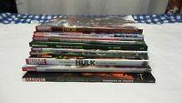 Marvel Huge Lot of Hulk and Thor graphic novels for sale