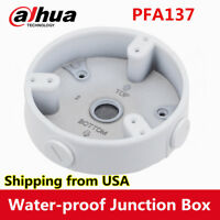 Dahua Junction Box Bracket PFA137 for IP Camera IPC-HDBW4431R-S IPC-HDBW4431R-ZS