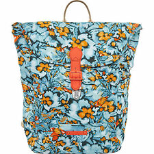 OILILY Mist Blue and Orange Patterned Backpack rrp £94.95 - New