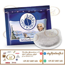600 Cialde Borbone BLU Cialde Carta ESE 44mm Caffe Borbone Miscela Blu
